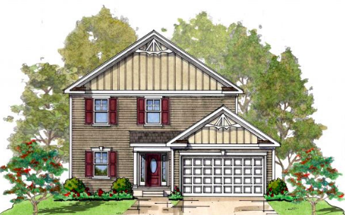 New Homes in Central Maryland