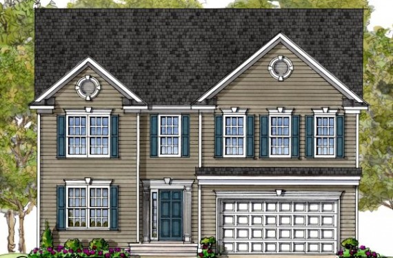 Odenton custom homes