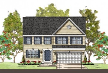 Stratford custom home