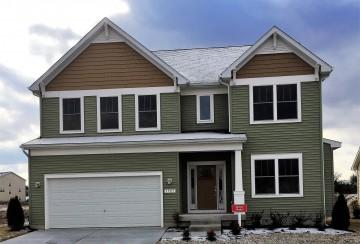 1707 Willard Way  Severn, MD custom home