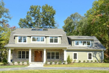 1760 Holladay Park Rd  Gambrills, MD custom home