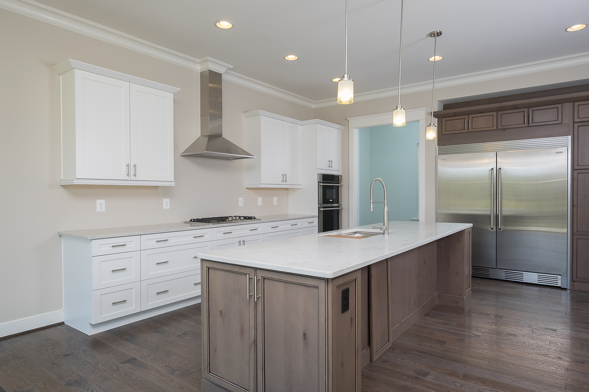 Kitchens Photos. New Homes in Central Maryland