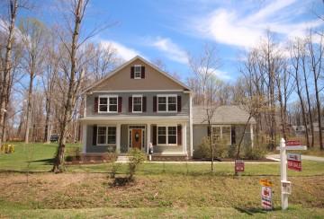 1770 Holladay Park Road  Gambrills, MD custom home