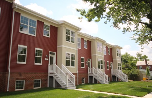 Homes in Glen Burnie. Townhouses