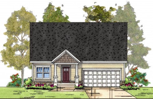 Craftsman New Homes in Central Maryland