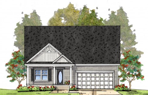 Farmhouse New Homes in Central Maryland