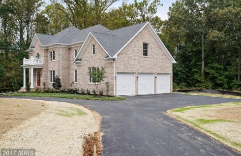 Homes in New homes in Anne Arundel County.
