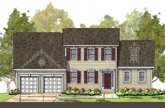New Homes Maryland Eastern Shore custom homes