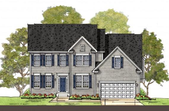 New Homes Maryland Eastern Shore custom homes