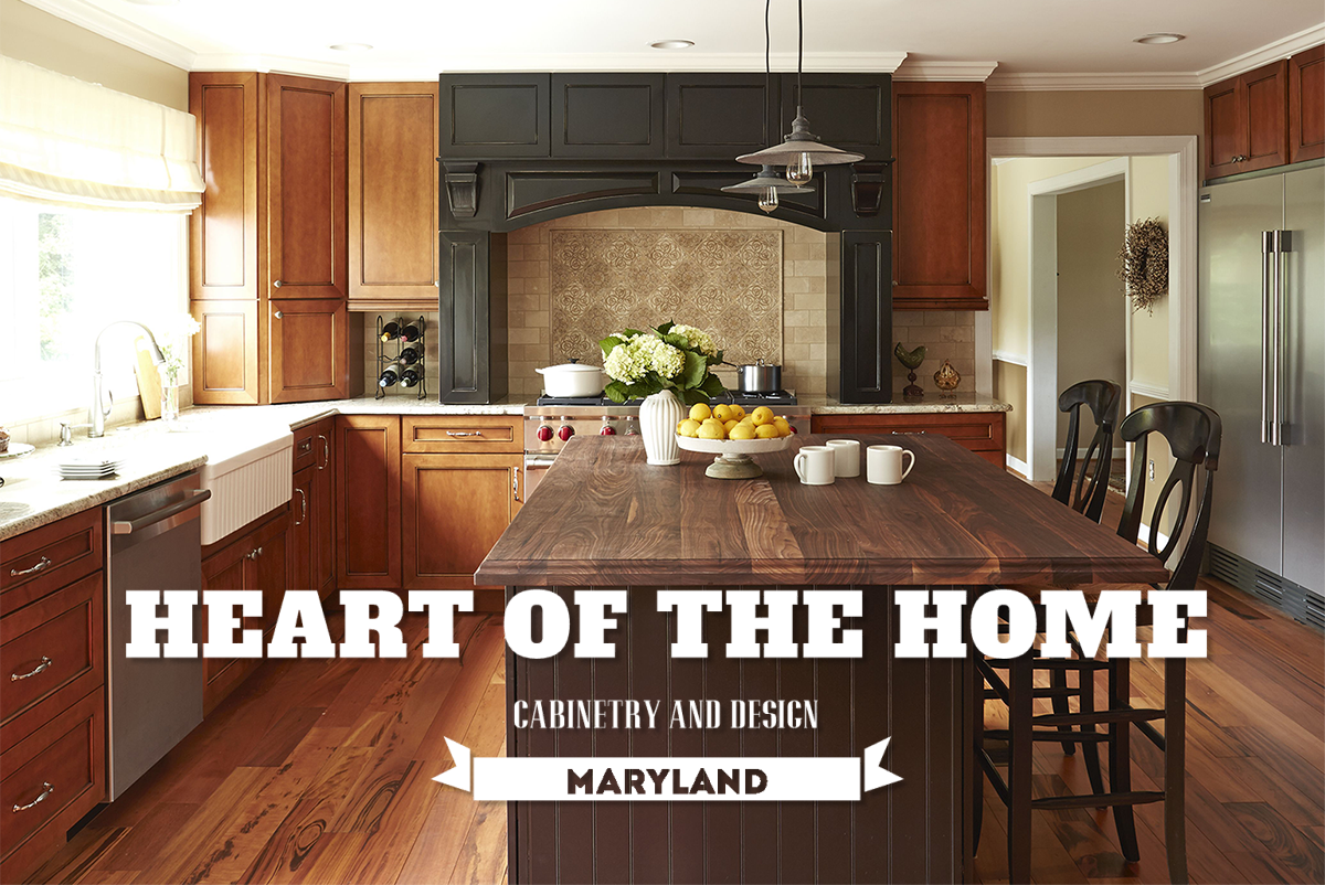 Heart of the Home Cabinetry and Design