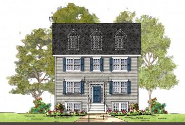 Blair with English Basement custom home