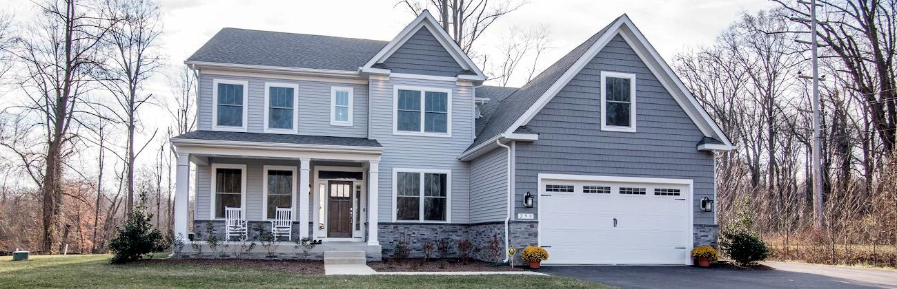 Baldwin Homes in Maryland