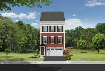Townhome- Interior Unit custom home
