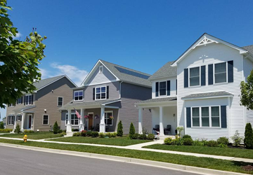 Choose you Maryland New Home Community