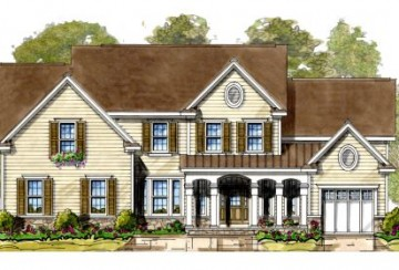 William Lane custom home