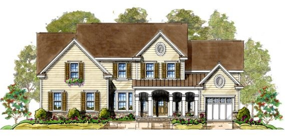 New homes in Annapolis custom homes