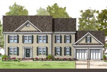 Charles Ridgely II custom home