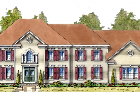 New homes in Anne Arundel County custom homes