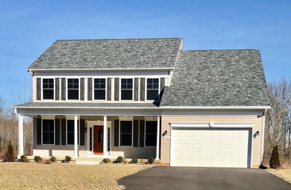 13505 Rustling Oaks Drive custom home