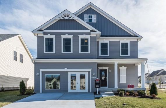 1703 Willard Way custom home