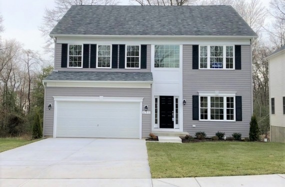 1729 Willard Way  custom home