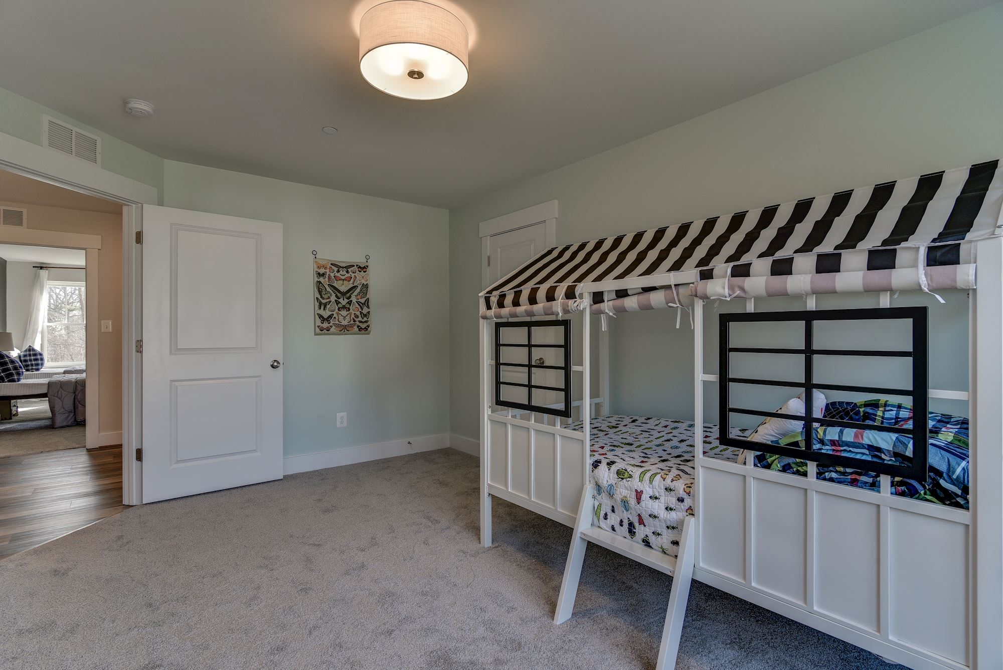 Bedrooms Photos. New Homes in Central Maryland