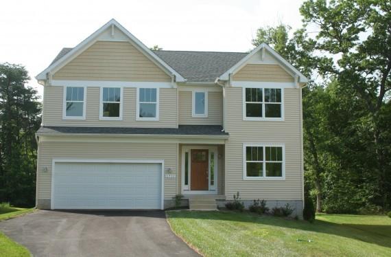 1406 Canopy Lane custom home