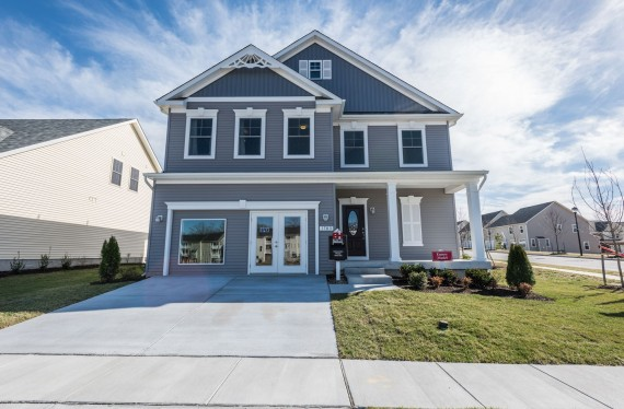 420 Conor Dr - Lot 80 custom home