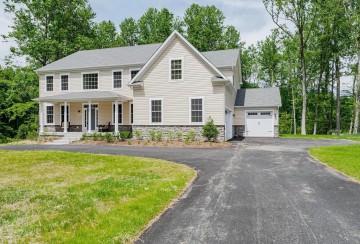 1502 Sirani Lane West custom home