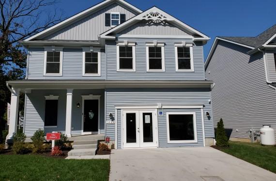 1404 Canopy Lane- Lot 5 custom home